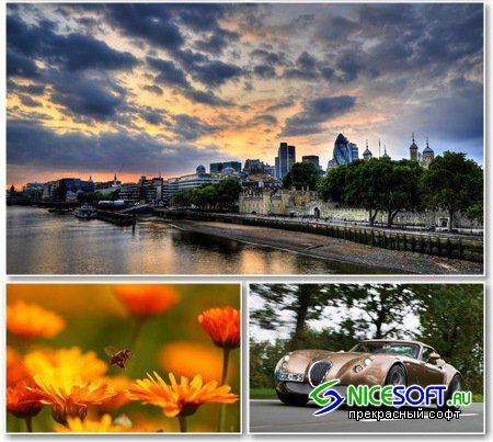Wonderful Wallpapers for PC - Обои для ПК - Super Pack 501