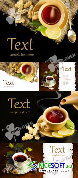 Tea time background 0147
