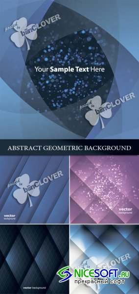 Abstract geometric background 0147