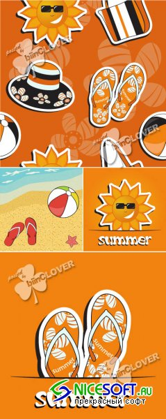 Summer background 0173