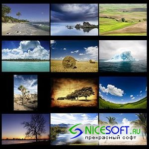 Wallpaper : Corel Extra Landscape