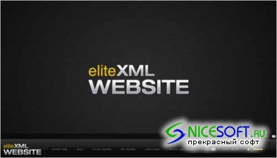 Flashloaded Elite XML Website