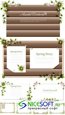 Spring story from Asadal