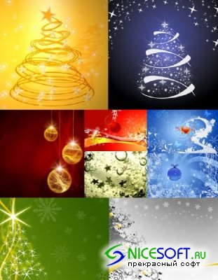 New Years backgrounds