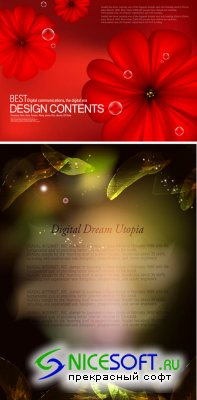 Flower - Digital Dream Utopia