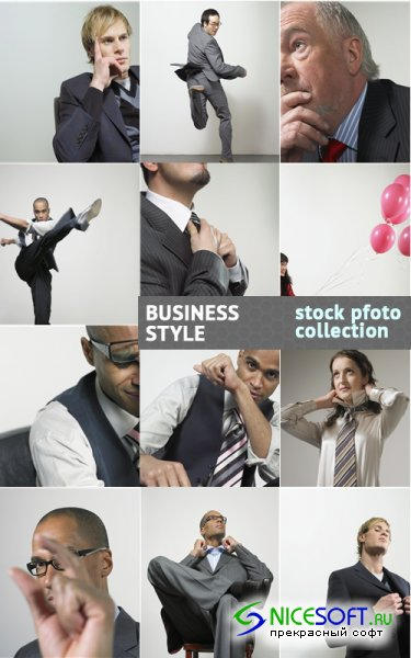 Veer Fancy - Business style - photo stock collection CD