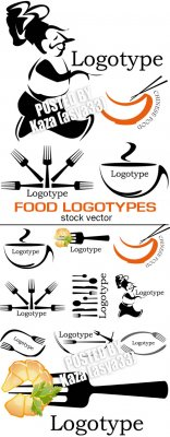 Food logotypes