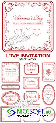 Love invitation