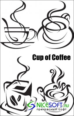 Stock Vectors - Cup of Coffee