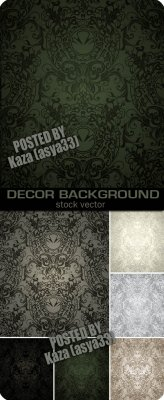 Decor backgrounds