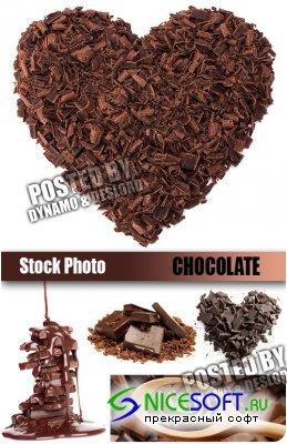 UHQ Stock Photo - Chocolate
