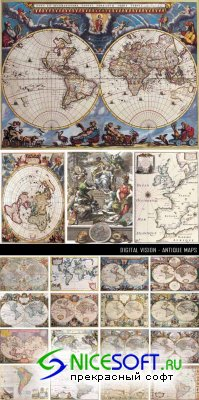 Digital Vision - Antique Maps