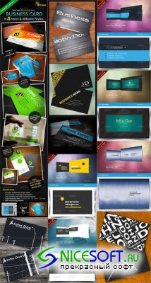 GraphicRiver - Ultimated Master Business Card Templates Pack 1