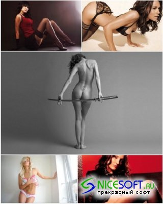 Wallpapers Sexy Girls Pack №369