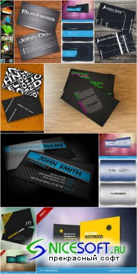 GraphicRiver - Ultimated Master Business Card Templates Pack 4