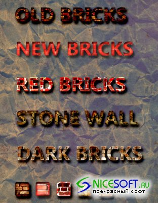Colorful Styles for Photoshop Pack 5
