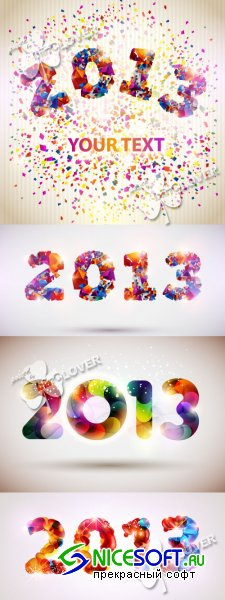 New year 2013 design 0294