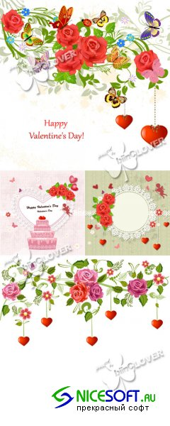Happy Valentines Day cards 0370