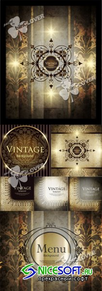 Luxury invitation cards 0384