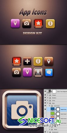 WeGraphics - App Icon Design Kit