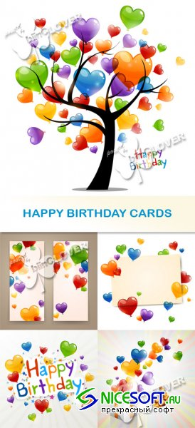 Happy birthday cards 0476