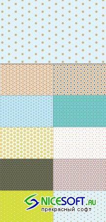 11 Abstract Patterns for Photoshop
