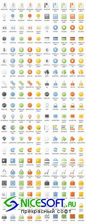 200 Exclusive Icons