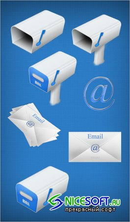Icons - Sharp Email